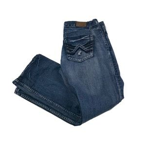 FlyPaper straight leg denim jeans